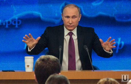 Путин. Пресс-конференция. Москва. Часть II, путин владимир
