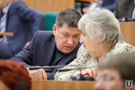 Заседание политсовета Единой России. Екатеринбург