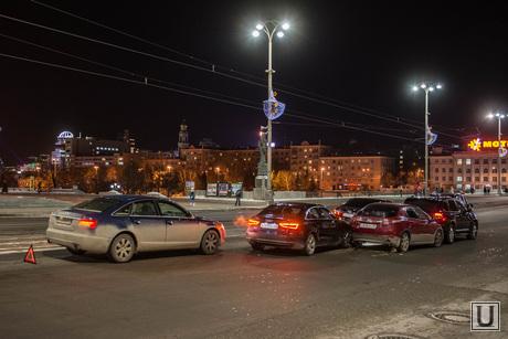 ДТП на пр. Ленина у дома Севастьянова. Екатеринбург