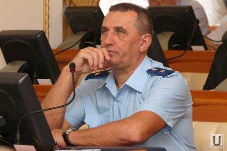 Заседания Правительства области Курган, макаров валерий