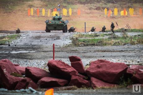 Выставка вооружений Russia Arms Expo-2013. Нижний Тагил, RAE, испытательный полигон, выставка вооружений, военная техника