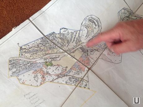 каменка убийство калугина , карта земельного участка, межевание земли