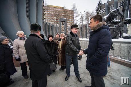 Алексей Пьянков на Чёрном тюльпане и реконструкции ДЮСШ