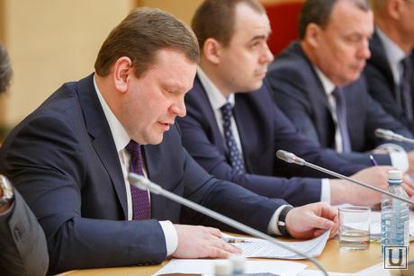 Антикризисное совещание с губернатором СО. Екатеринбург