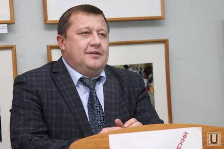 Расширенное заседание регионального штаба ОНФ Курган, пугин сергей