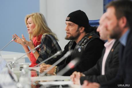 Пресс-конференция движения