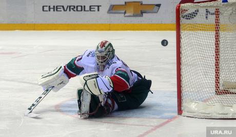Хоккей. Трактор Акбарс. Челябинск., голкипер, вратарь, хоккей, акбарс