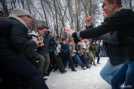 Проводы зимы в Екатеринбурге