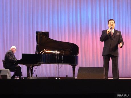 Иосиф Кобзон. Концерт на Донбассе