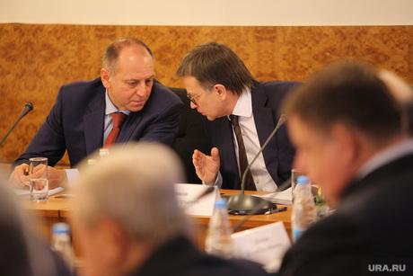 Заседание СОСПП и РСПП на УЗТМ. Екатеринбург