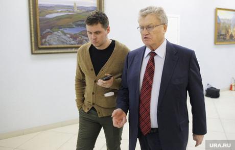 Заседание СОСПП и РСПП на УЗТМ. Екатеринбург, некрасов иван, язев валерий