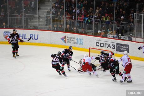 Хоккей Трактор Автомобилист. Челябинск., хоккей