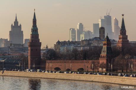 Клипарт. Уфа, Москва, кремль, москва-сити, москва-река, автотранспорт
