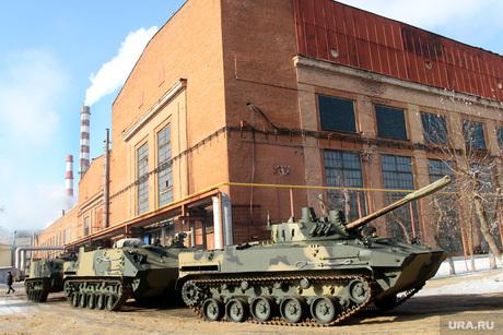ОАО Курганмашзавод БМД-4 для десантных войск, военная техника, сборочный цех, оао курганмашзавод