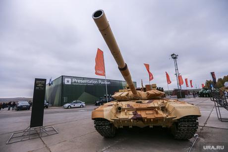 Russia Arms Expo-2013. RAE-2013. Нижний Тагил, военная техника, танк
