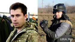 Журналисты РЕН ТВ на Донбассе