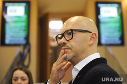 Защита проектов кинокомпаний-лидеров отечественной кинематографии перед членами экспертного совета Фонда кино. Москва, бондарчук федор