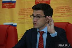 Съезд Справедливая Россия ХМАО, сердюк михаил