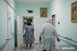 Артинская центральная районная больница. Арти, медики, больница