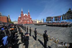 Генеральная репетиция парада на Красной площади. Москва, репетиция парада, красная площадь