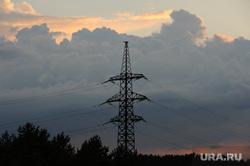 Клипарт. Челябинск., лэп, опора, энергетика, электричество