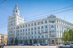 Виды города. Пермь, башня смерти, гувд пермского края