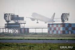 Очередной споттинг в Кольцово. Екатеринбург, аэропорт кольцово, антена радиолокатор, туман