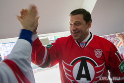 Евгений Куйвашев в футболке