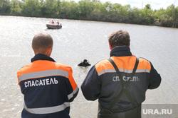 Учения спасателей МЧС Курган, спасатели мчс, водолаз