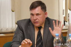Круглый стол «Политические итоги» Курган, суриков игорь
