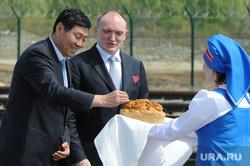 Южноуральский ТЛК. Челябинск., каравай, дубровский борис