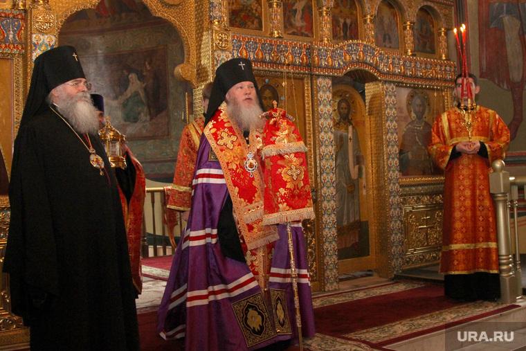 Новый Владыка Курган, владыка иосиф, владыка константин