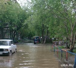 Потоп на Бардина Екатеринбург, потоп