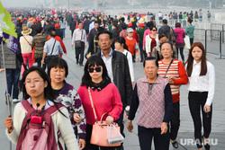 Пекин. Китай, азиаты, пекин