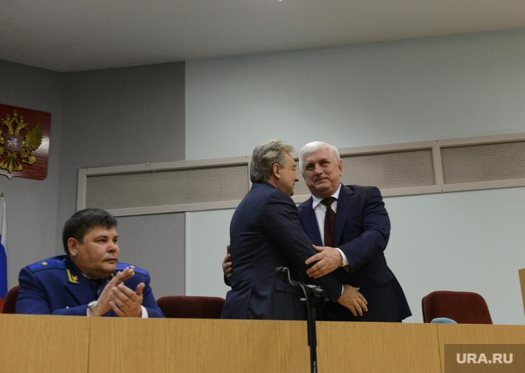 Новый прокурор Челябинской области.