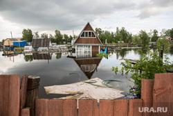 Наводнение. Нижневартовск, наводнение, потоп