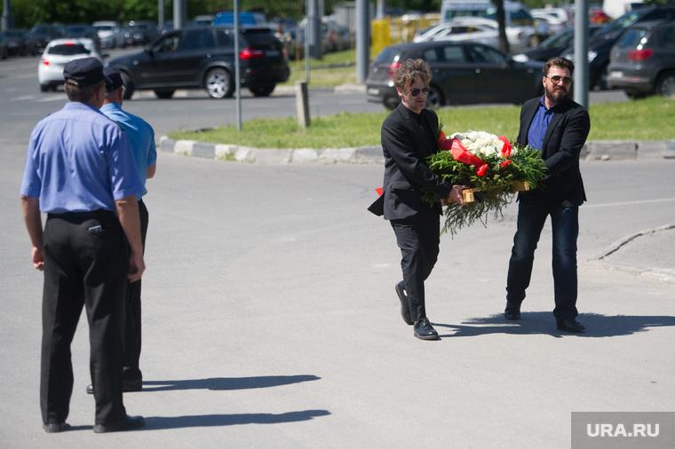 Фото похорон в гробу жанны фриске