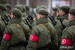 Репетиция парада Победы в 32-ом военном городке. Екатеринбург, армия, военные, солдаты, строй
