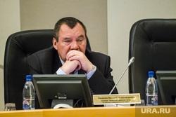 Заседание тюменской городской думы. Отчет сити-менеджера. Июнь 2014. Тюмень, бровкин валерий