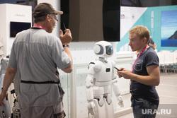 ИННОПРОМ-2014, подготовка. Екатеринбург, робот, ии, искусственный интеллект