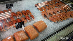 Цены на продукты Курган, рыба