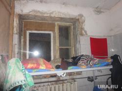 Гетто нелегальных мигрантов. Екатеринбург