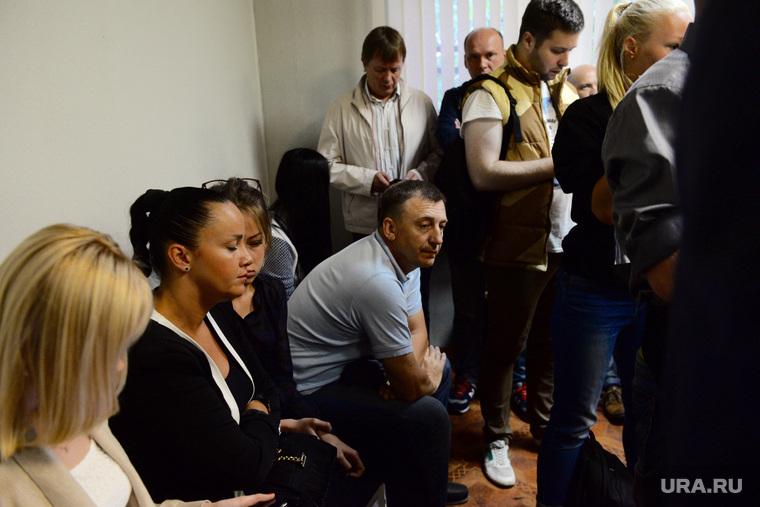 Суд над Сергеем Чуваковым