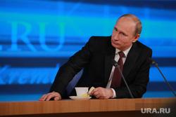 Подробно. Пресс-конференция с участием президента РФ Владимира Путина. Москва