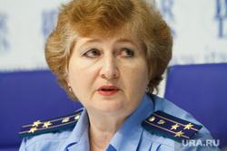 Первая пресс-конференция нового прокурора. Екатеринбурга, кузнецова светлана