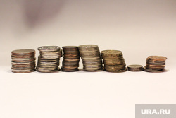 Клипарт. Екатеринбург, монеты, деньги, мелочь, рубли
