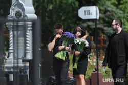 Похороны Жанны Фриске. Москва, лазарев сергей, кудрявцева лера