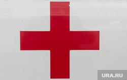 Отработка учений в магнитогорском аэропорту и горбольнице №1 по лихорадке Эбола, красный крест