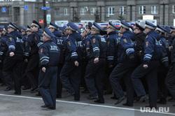 Репетиция парада. Челябинск., строй, дпс