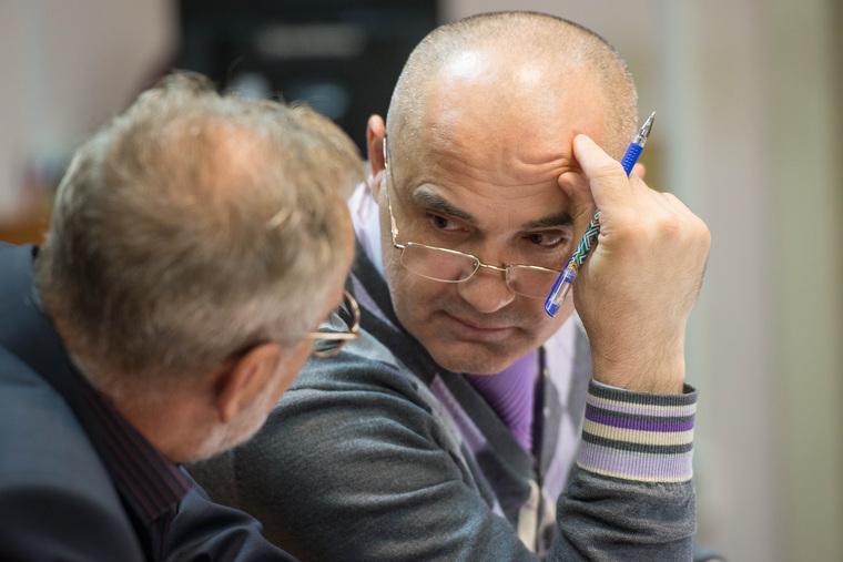 Суд по делу Ришада Гаджиева. Екатеринбург